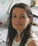 portrait of Laura Taman