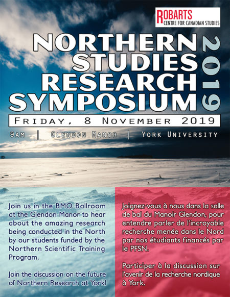 Northern Research Symposium